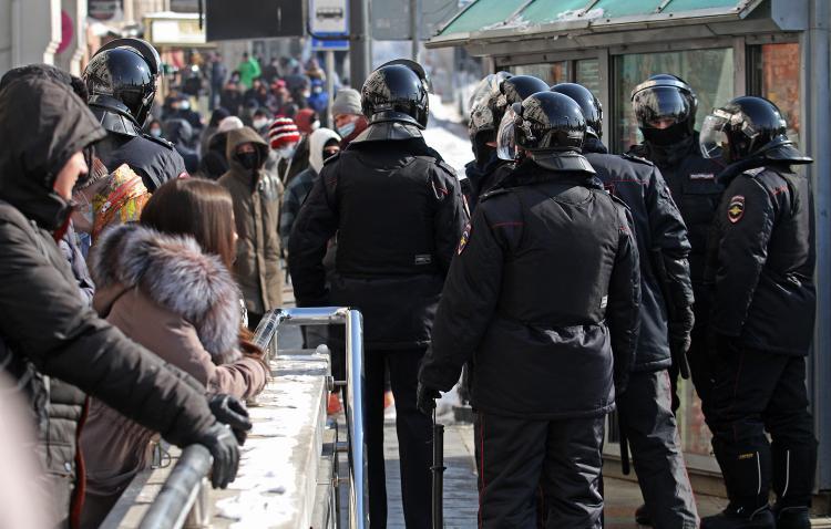 Во Владивостоке осудили участника несанкционированного митинга