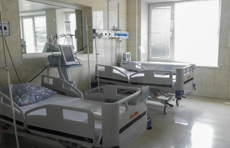 Крупнейший ковидный госпиталь Приморья прекращает приём пациентов