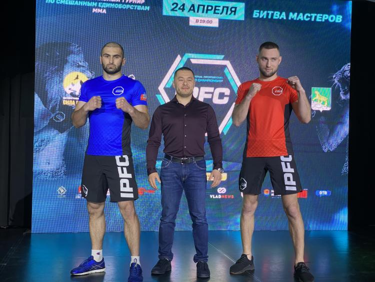 «Голодные» бойцы и зрелищное шоу: «Битва мастеров» пройдет во Владивостоке