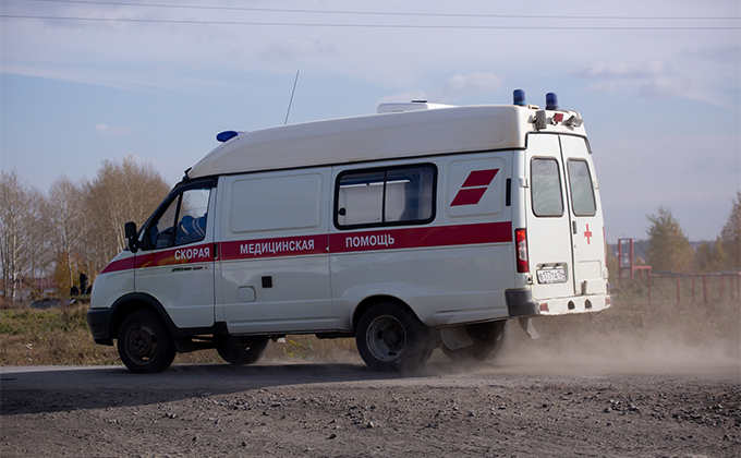 Водитель сбил двух пешеходов и сбежал в Барабинском районе