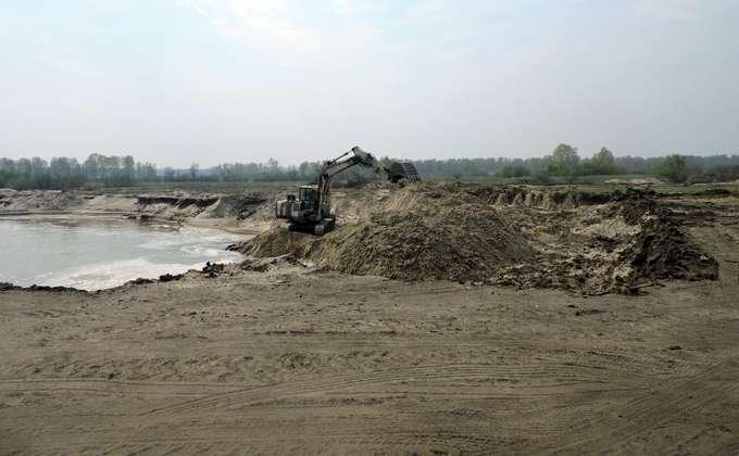Скандал в Старом Искитиме: люди остались без воды из-за добычи песка
