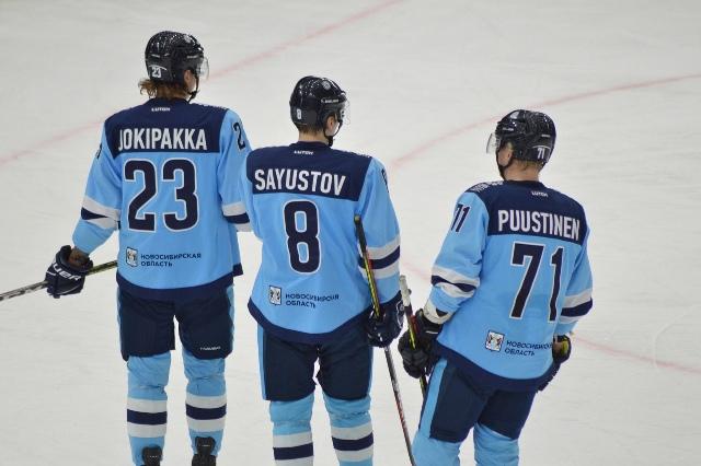 ХК «Сибирь» представила своих первых новичков и объявила об уходе восьми хоккеистов