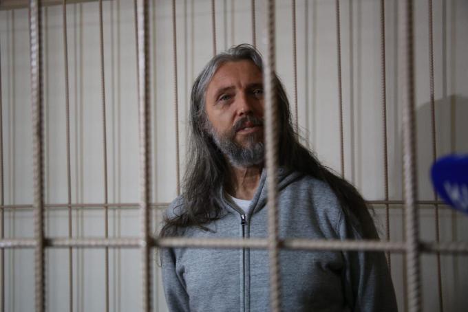 Виссариона отправили в карцер новосибирского СИЗО на две недели – за что