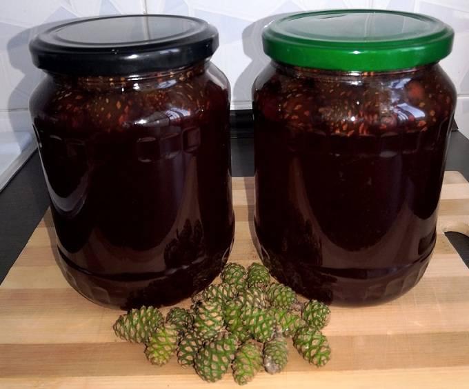 Как приготовить оригинальное варенье из сосновых шишек