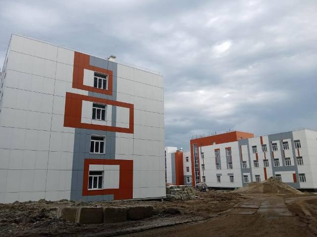 Новую школу построят в новосибирском микрорайоне «Родники» в 2022 году