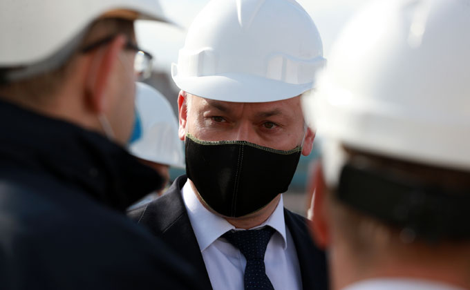 Андрей Травников прокомментировал визит генпрокурора РФ в Новосибирскую область