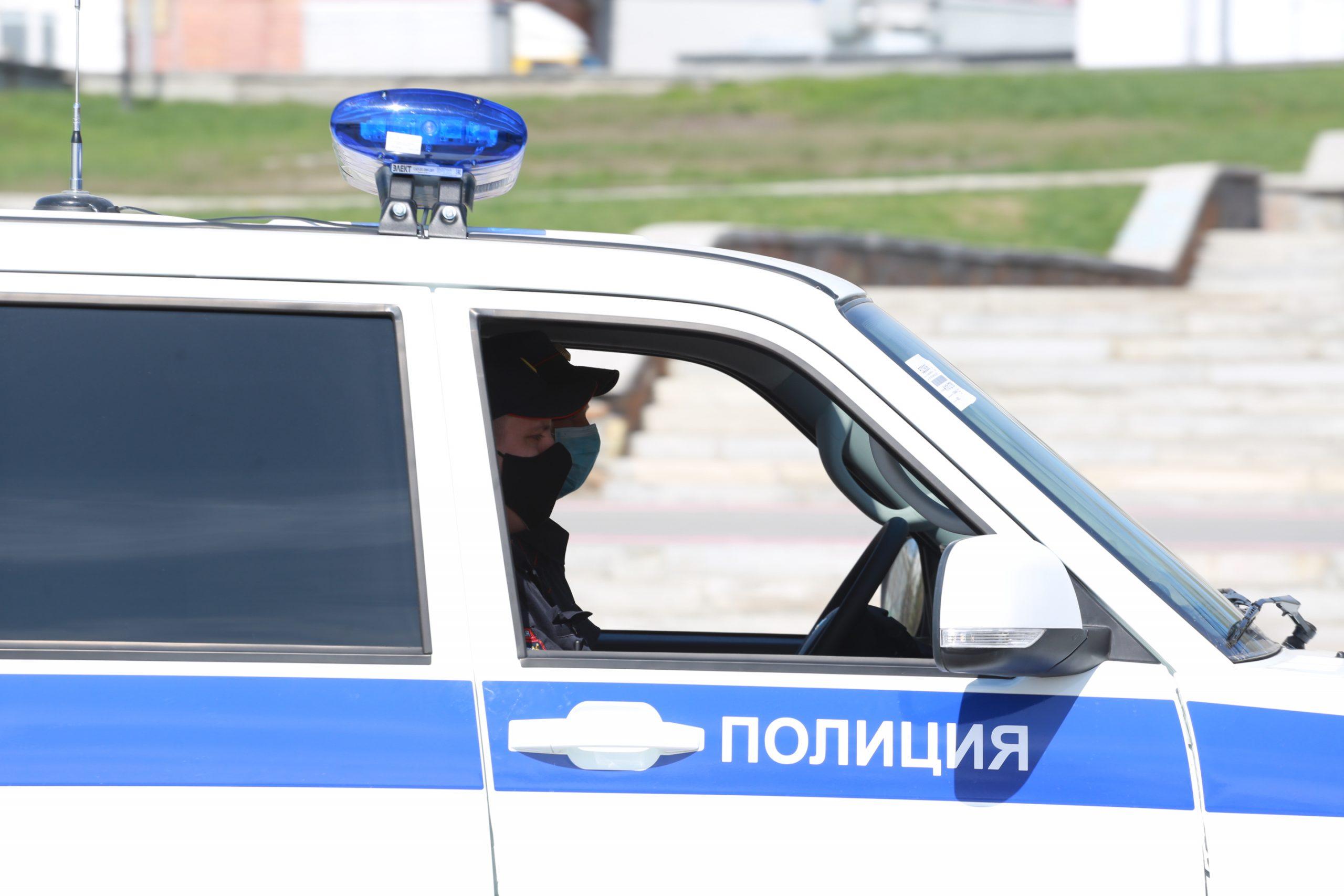 Дебошир из Томска избил полицейского в Новосибирске