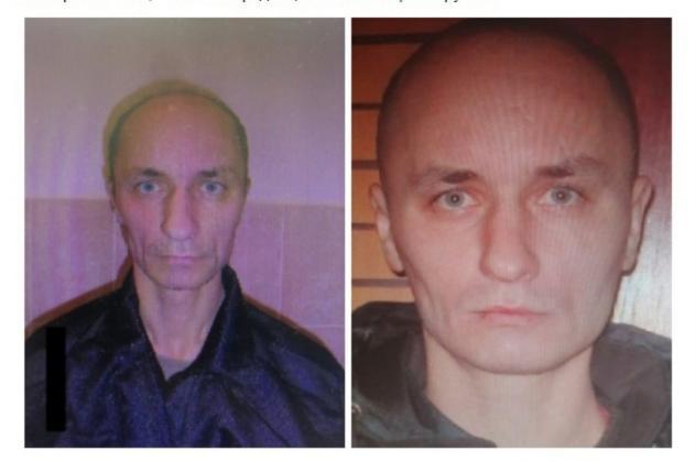 Опасного бомжа ищет полиция в Новосибирске