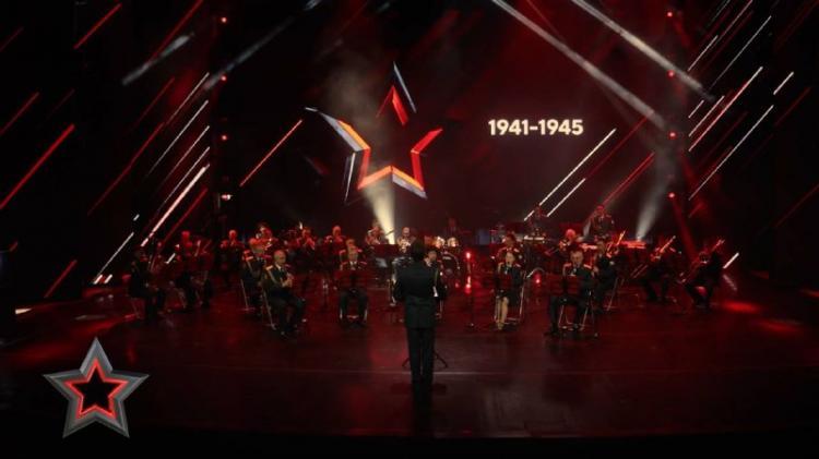 Концерт военнослужащих ДФО ко Дню Победы можно посмотреть онлайн