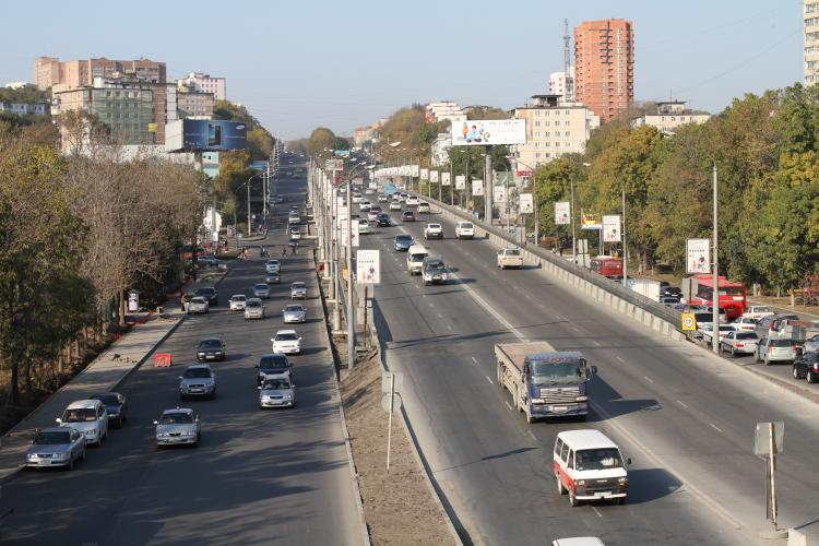 Во Владивостоке продолжилась история Некрасовского путепровода