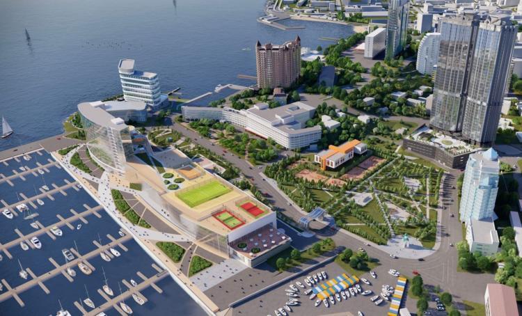 Новый парк и детский сад появятся на Эгершельде