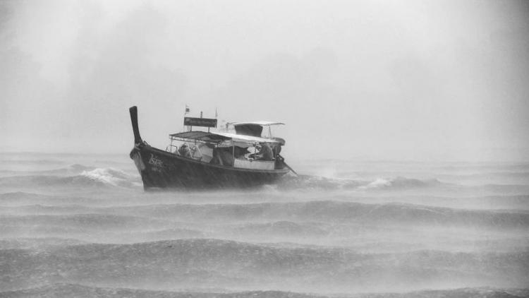 Японское рыболовецкое судно столкнулось с российским у побережья Хоккайдо