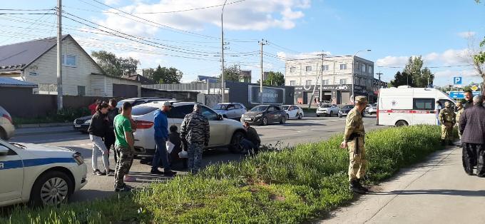 Уголовное дело завели на водителя BMW X6, насмерть сбившего ребенка на велосипеде