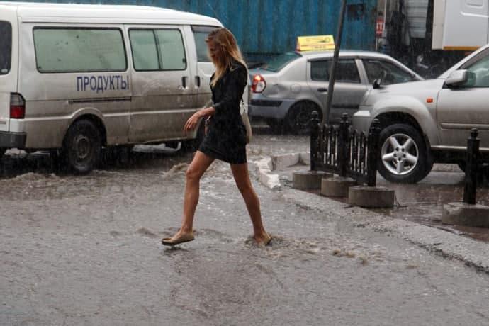 Прогноз погоды на июль-2021 в Новосибирске: разверзнутся хляби небесные