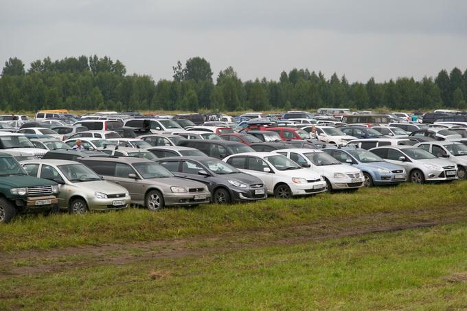 Выдача автокредитов резко сократилась в Новосибирской области