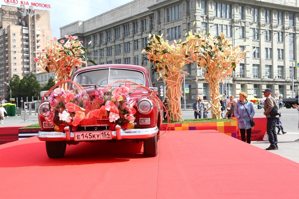 Новосибирск отмечает 128-летие в День города-2021: как всё начиналось