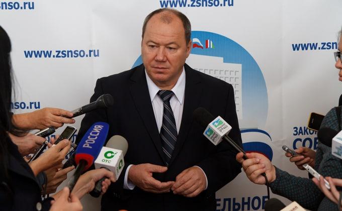 Уголовное дело возбудили в отношении депутата Александра Морозова