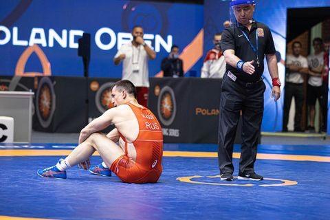 Борец Роман Власов пропускает Олимпиаду в Токио