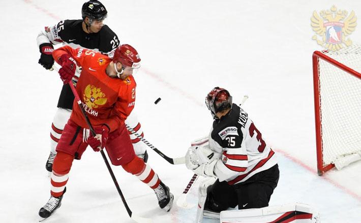 Россия – Канада четвертьфинал ЧМ-2021: где и во сколько смотреть по ТВ