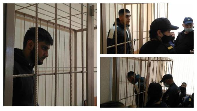Двух участников, оказавших сопротивление полицейским при задержании в Мошково, отправили под арест на два месяца