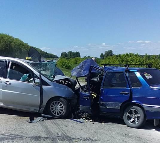 Шесть новосибирцев пострадало в аварии между Завьялово и Искитимом