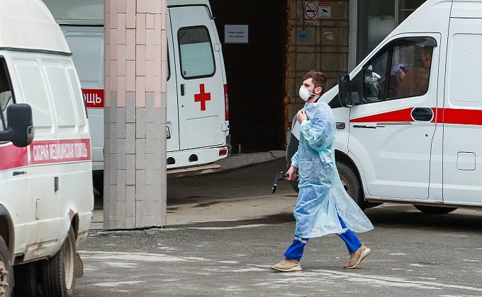 Опрос на тему вакцинации от COVID-19 запустила мэрия Новосибирска