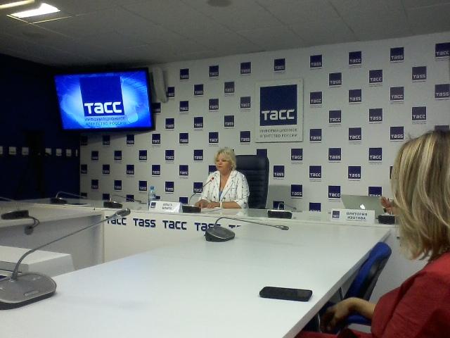 Ольга Благо рассказала об особенностях избирательной кампании в Новосибирской области