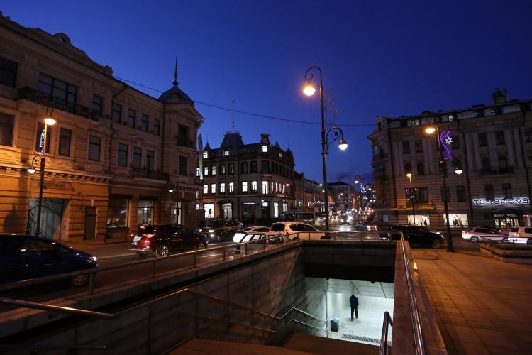 «Световой план Владивостока» разработают уже в этом году