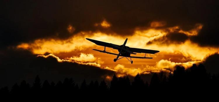 В Южно-Сахалинске произошла аварийная посадка самолета