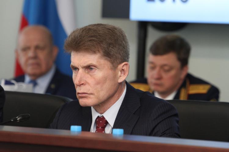 Важно не допустить локдауна: Олег Кожемяко - о ситуации с COVID-19 в крае