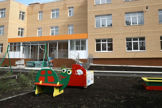 Взрывотехники ищут опасные предметы в детских садах Новосибирска