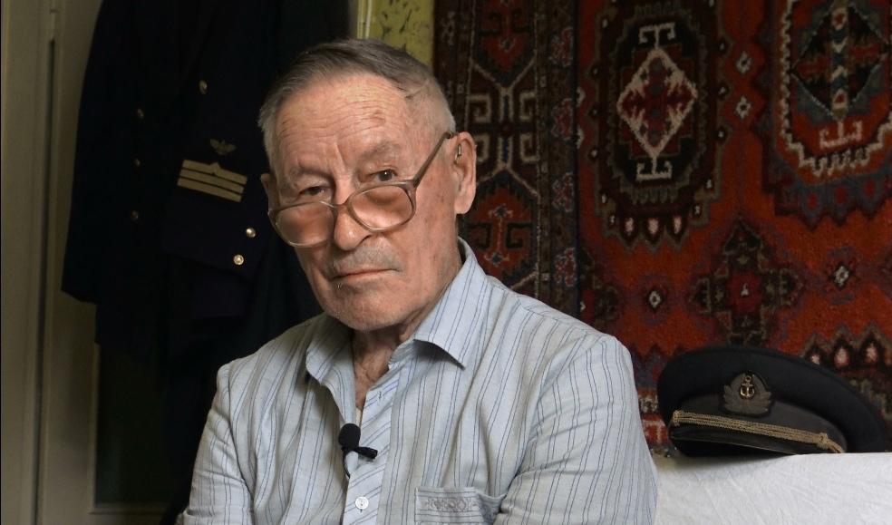 Ветеран речного флота Леонтий Ощепков: «Страшно стало только на следующий день»