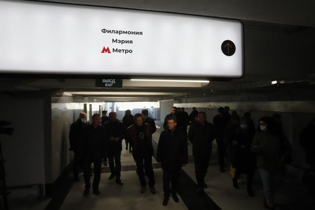 Новый срок полного открытия перехода под часовней в Новосибирске назвала мэрия