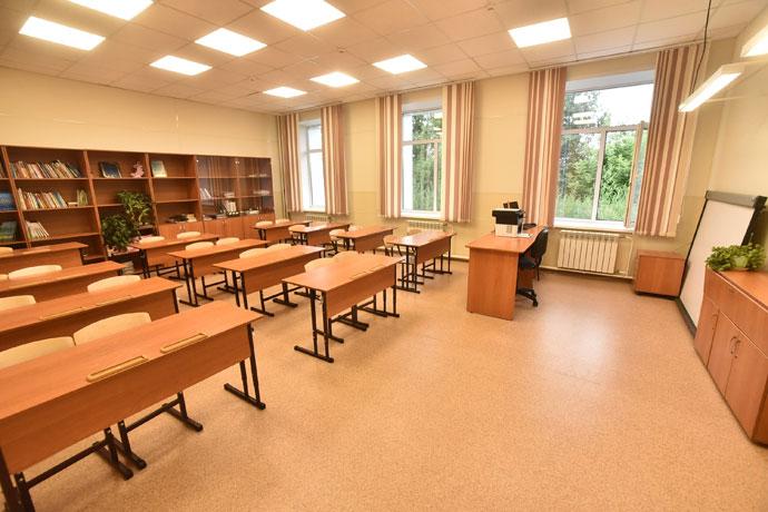 Аварийную школу полностью реконструируют в селе Новотырышкино