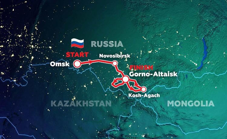 Вспышка коронавируса и бубонной чумы в Монголии заставила изменить маршрут ралли «Шелковый Путь»