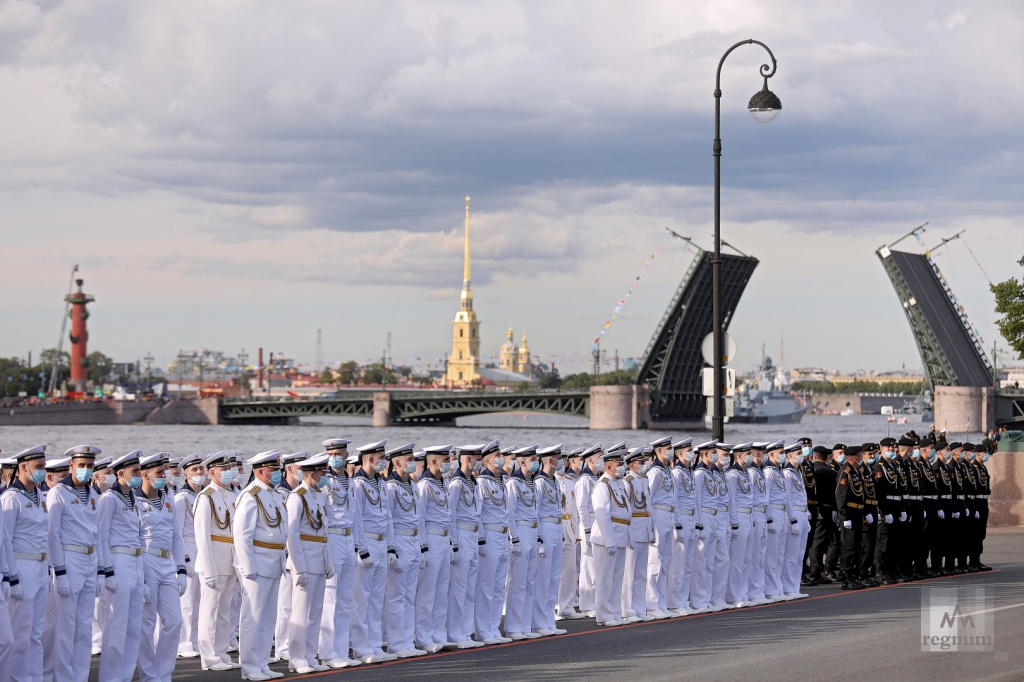 День Военно-Морского Флота (ВМФ) в 2021 года, когда дата празднования в России