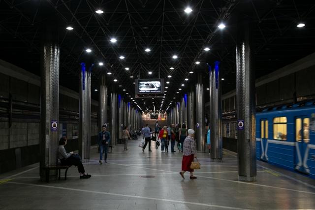 Новосибирский метрополитен не будет сокращать график движения поездов