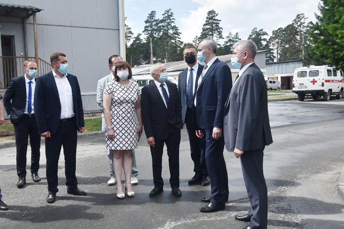 Новое здание построят для центральной больницы в Маслянино