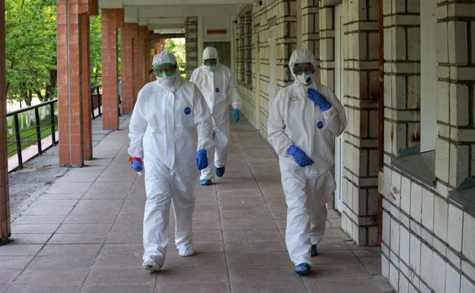 Более 900 коек для больных с COVID-19 свободно в Новосибирской области