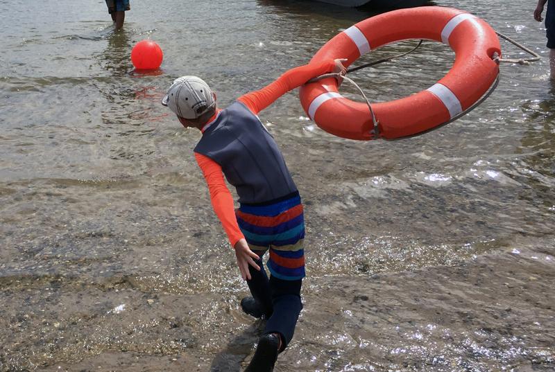 Тело семилетнего мальчика на третьи сутки нашли спасатели в Ине