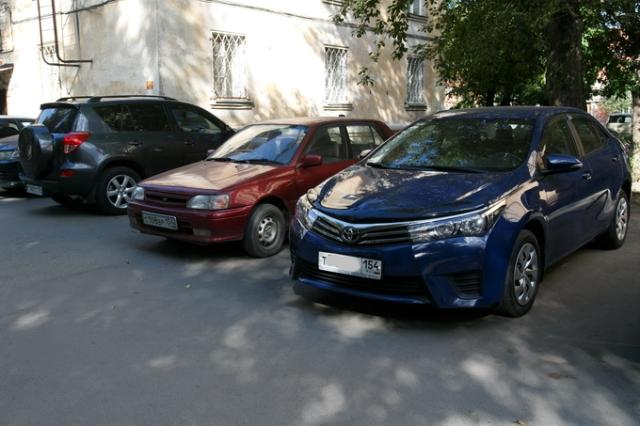 В Новосибирской области назван самый популярный автомобиль с пробегом