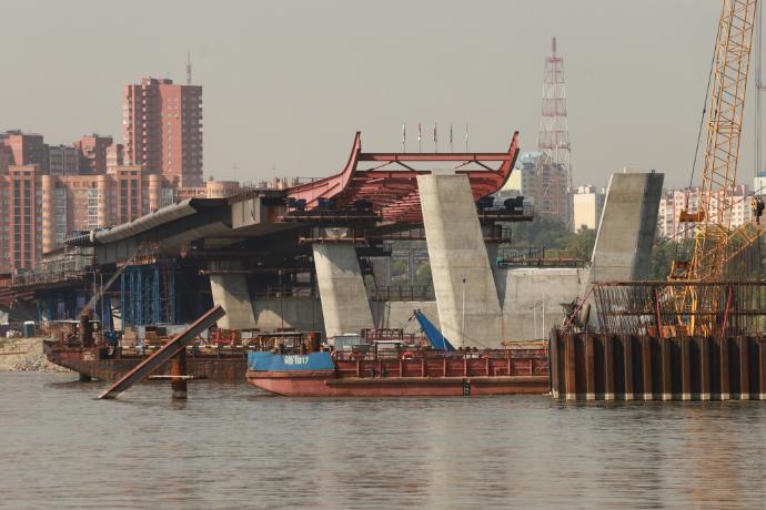 Инфраструктурные объекты в Новосибирске будут сданы в срок, не смотря на рост стоимости строй материалов