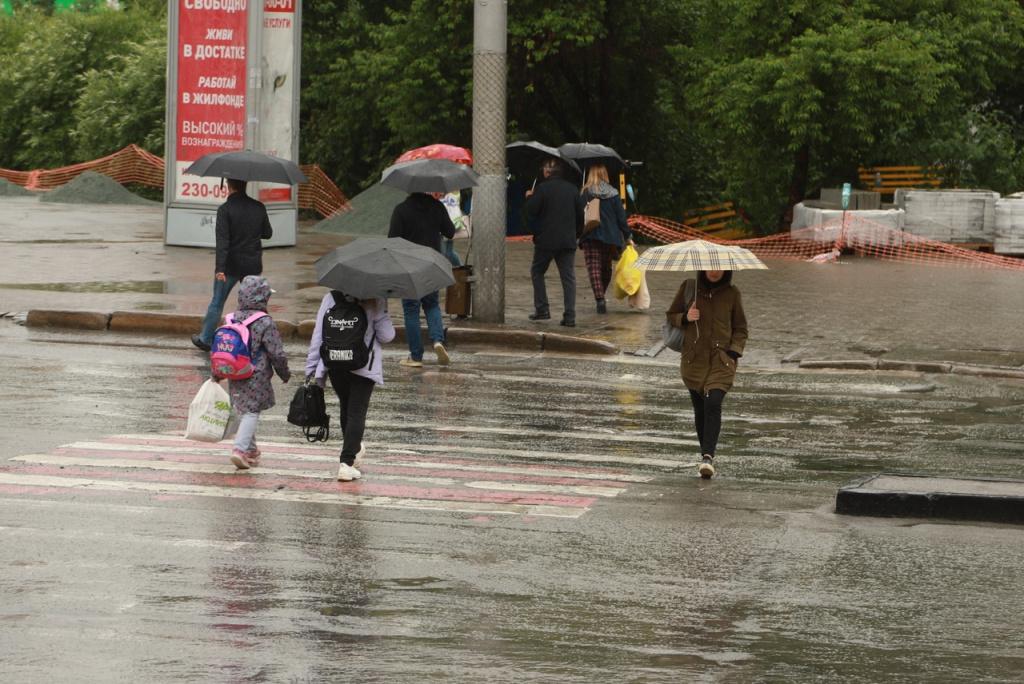 Вильфанд сообщил о резком похолодании и грозах с 26 июля в Сибири