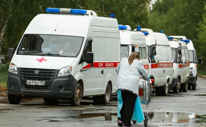 Статистика COVID-19: 179 заболевших и 9 умерших 18 июля в Новосибирской области