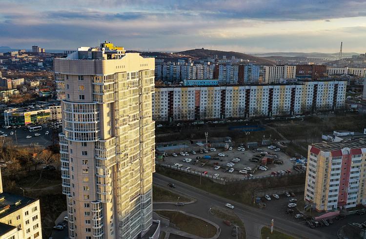 Путин отметил эффективность «Дальневосточной ипотеки»