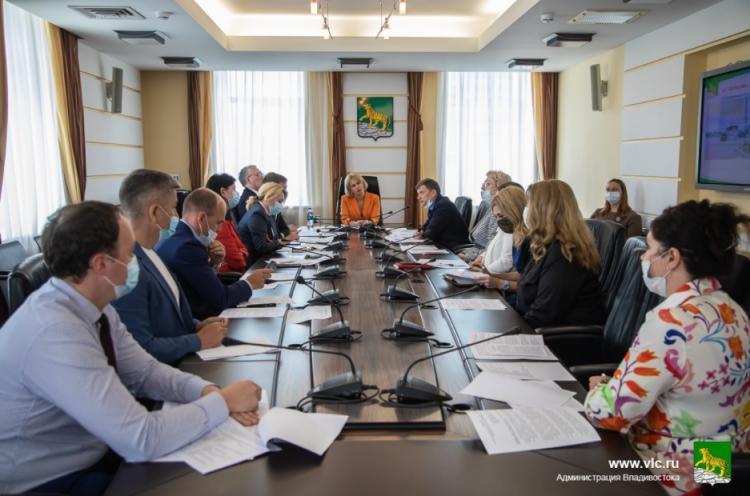 Совет по развитию предпринимательства обсудил проблемные точки Владивостока