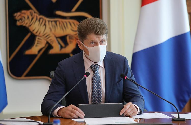 Кожемяко уволил начальника градостроительства Партизанского района