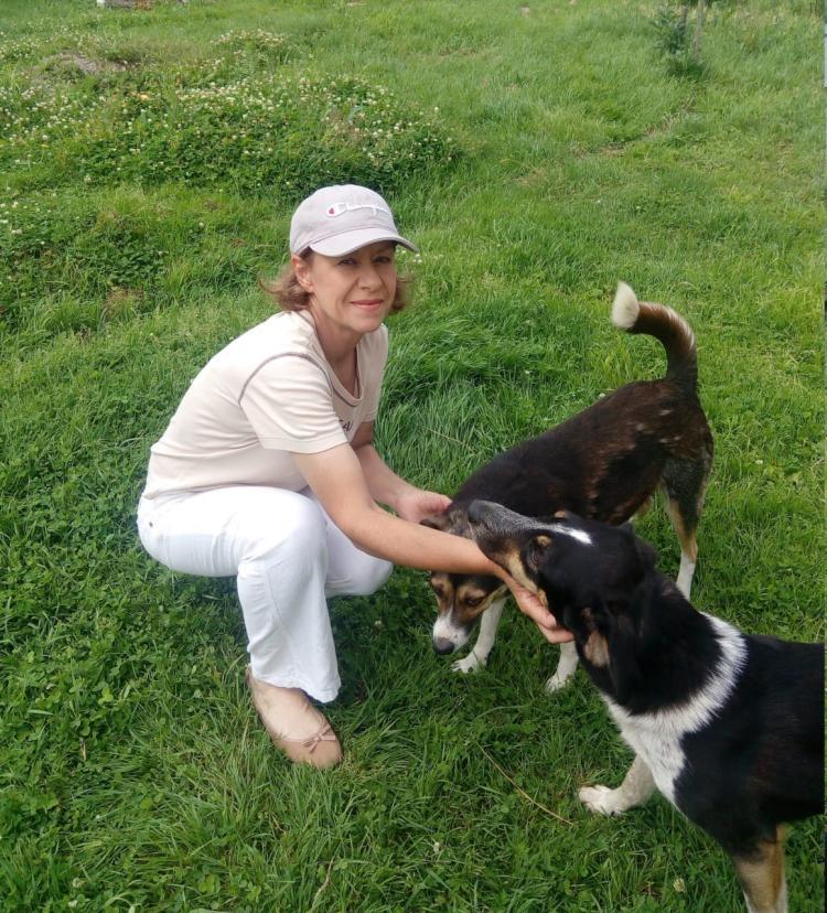 Виктория Федонюк: Между людьми и животными не должно быть противостояния
