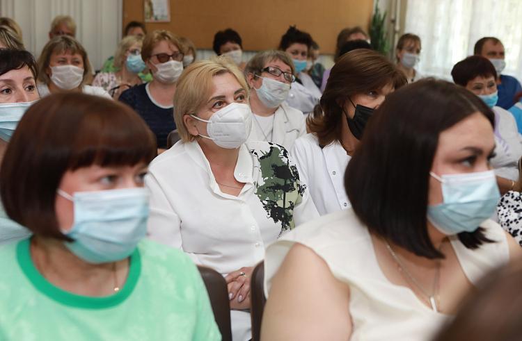 Медиков в отдаленных северных районах Приморья поддержат допвыплатами