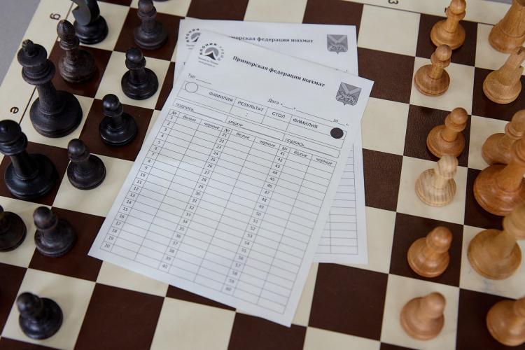 Во Владивостоке завершился этап Кубка России по шахматам среди юношей и дев